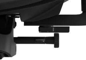 Szinkron Mechanizmus – Egyidejű Súly és ülésmagasság Beállítás 45-150 Kg Között.